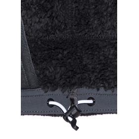 The North Face M's Zermatt Hooded Full Zip Fleece Jacket TNF Black Black Heather